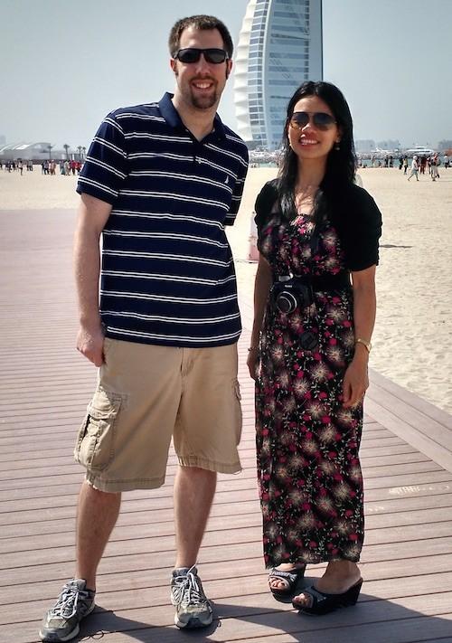 Тайлер и Джули познакомились на христианском сайте