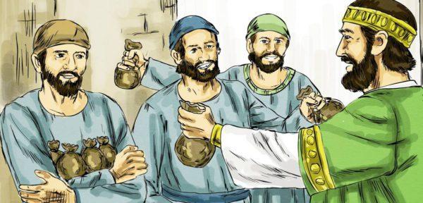 Притчи Иисуса Христа в Библии (список)