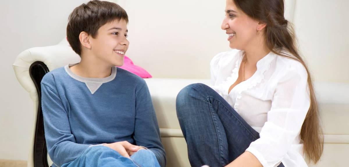 Как спросить у ребенка о том, как прошел его день в школе?