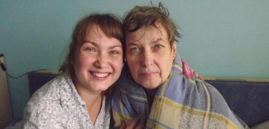 Жительница Челябинска крестилась во время тяжелого заболевания
