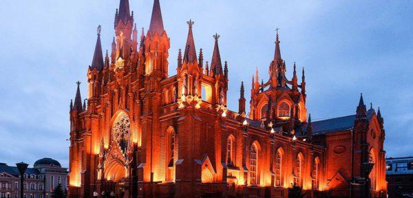 Краткая история католицизма - Римско-Католической Церкви