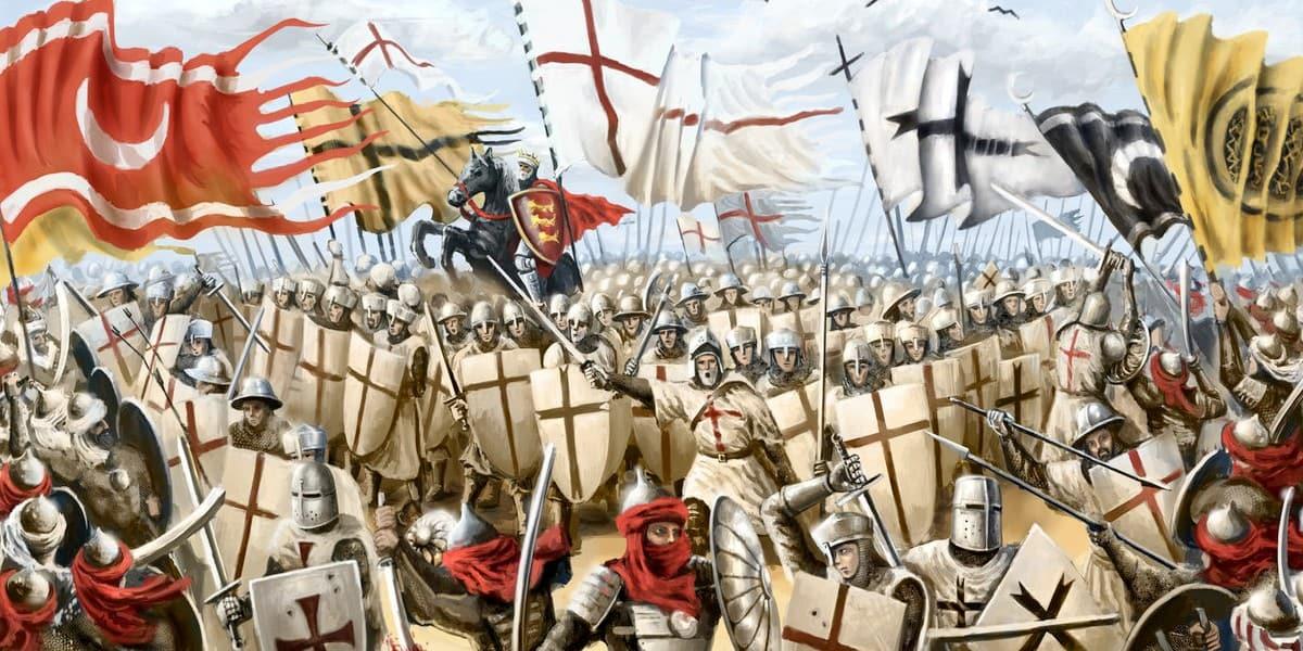 Крестовые походы: оправдание для неверующих или пятно на христианстве?