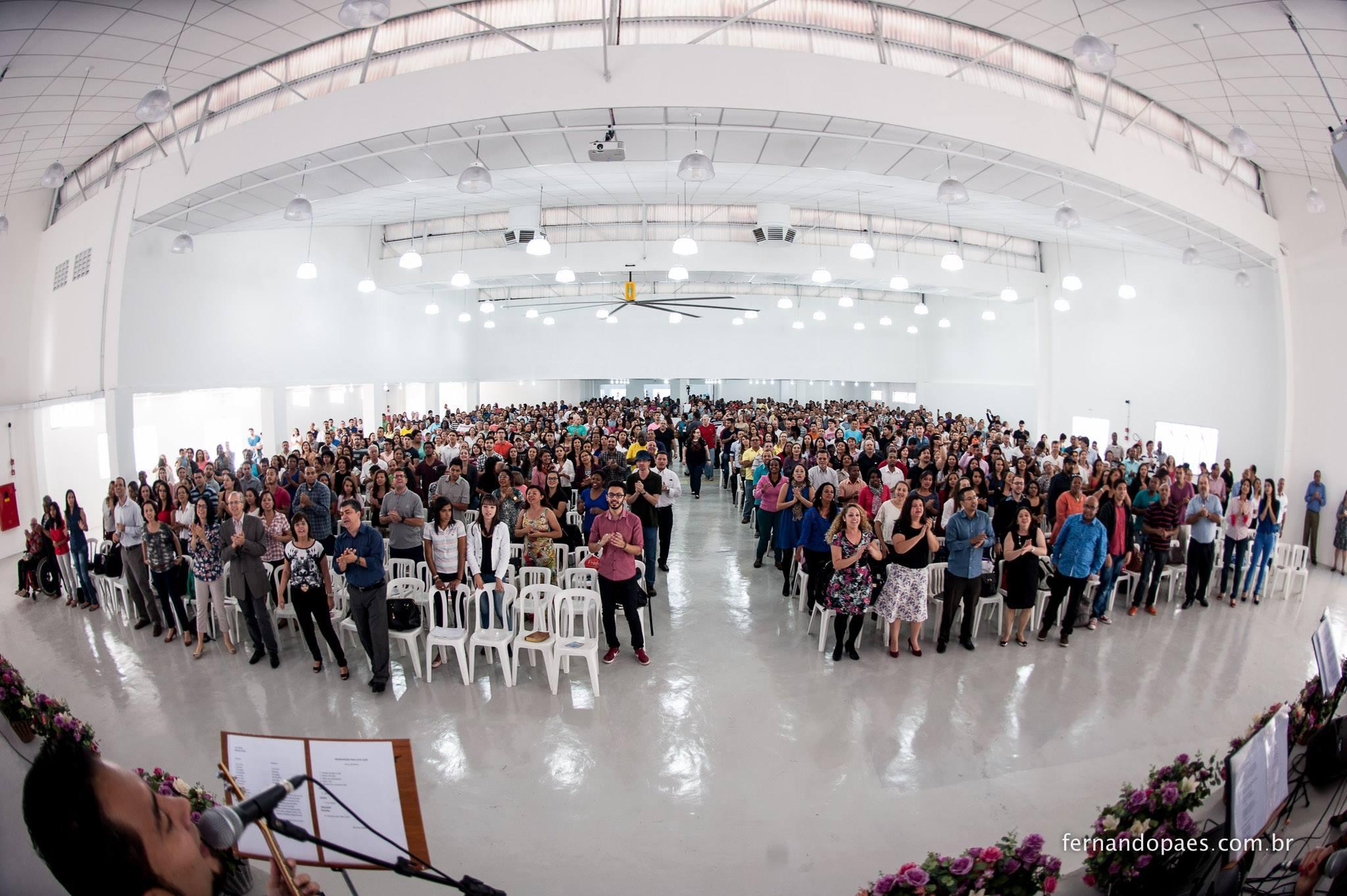Церковь Христа в Бразилии: хорошие новости