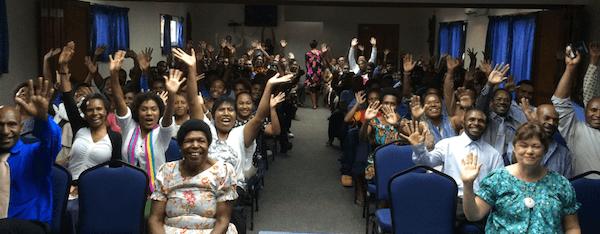Новости церквей южной части Тихого океана и Австралии
