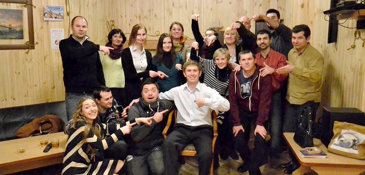 Истории киевских христиан: чудесный случай после семинара