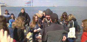 В Одессе в молодежной группе церкви крестился еще один брат