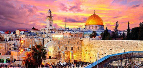 Численность населения Иерусалима во времена Иисуса Христа