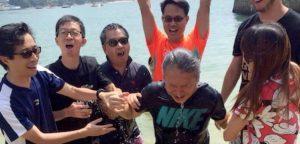 Крещение в Гонконге: как Бог помог восстановить одну семью