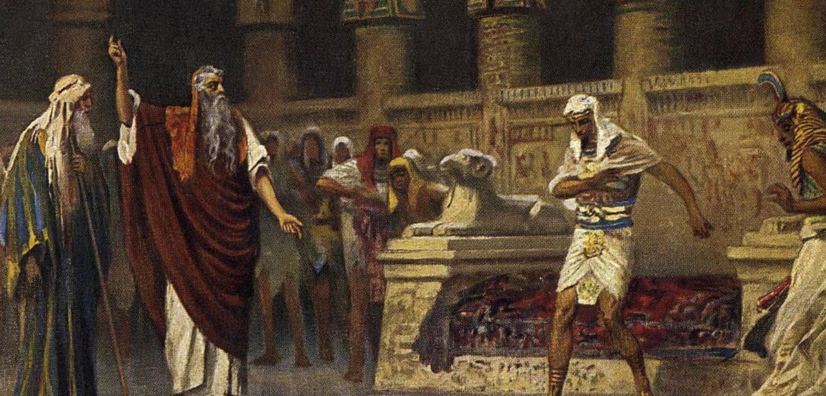 Почему Бог жестокий и злой в Ветхом Завете?