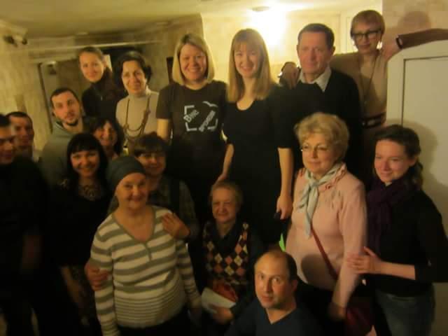 Крещение в Одессе или путь моей мамы к Богу