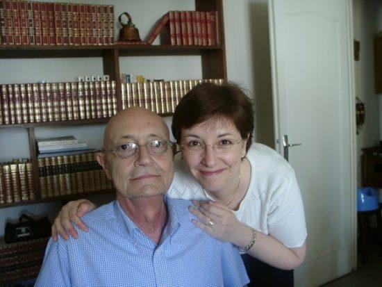 Почему я люблю своего отца. История Надин Темплер.