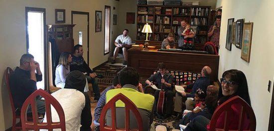 Личный опыт ведения домашней церкви. Джон Портер