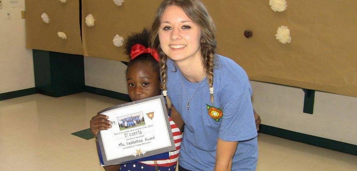 История волонтера: Бог любит и всегда дает шанс найти Себя