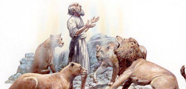 Пророчества Даниила о четырех животных: толкование Библии