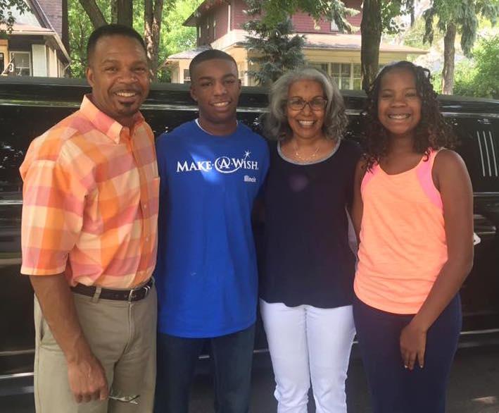 Семья из церкви Чикаго посетит Олимпийские игры в Рио де Жанейро