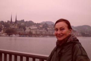 Сестра из миссионерской команды в Москве, завершила свой земной путь