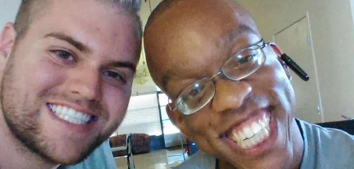 Крещение в Калифорнии, США: история о настоящей дружбе и вере