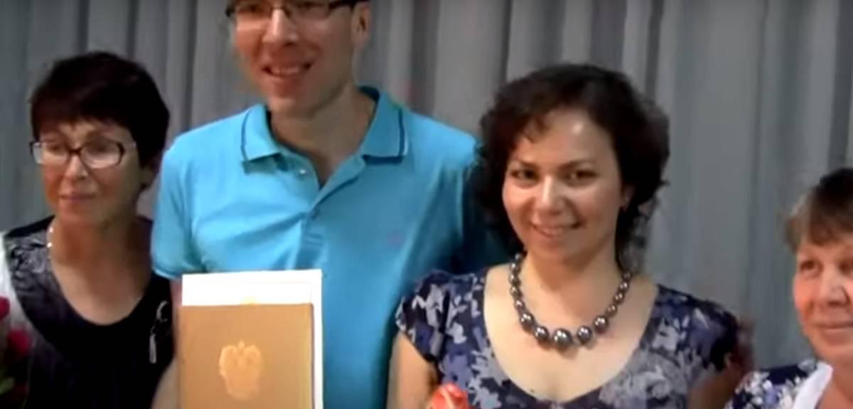 Христианский сайт знакомств помог Марине и Сергею найти друг друга