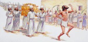 Танцевать как Давид - уроки христианского прославления