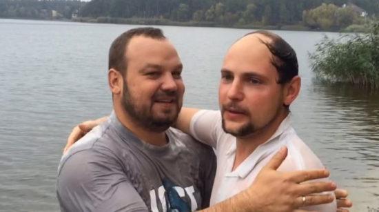 Как один христианин помог другу в Киеве креститься