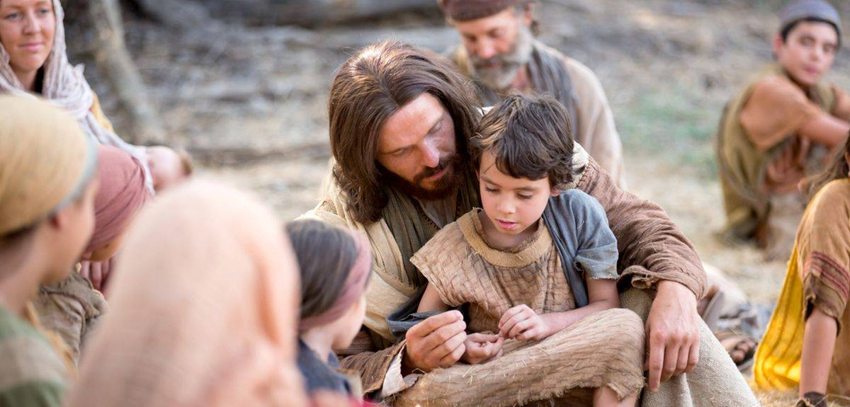 Как принять Царство Божье, словно малое дитя, как говорил Иисус?