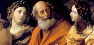 Лот и его дочери - толкование странной истории из Библии