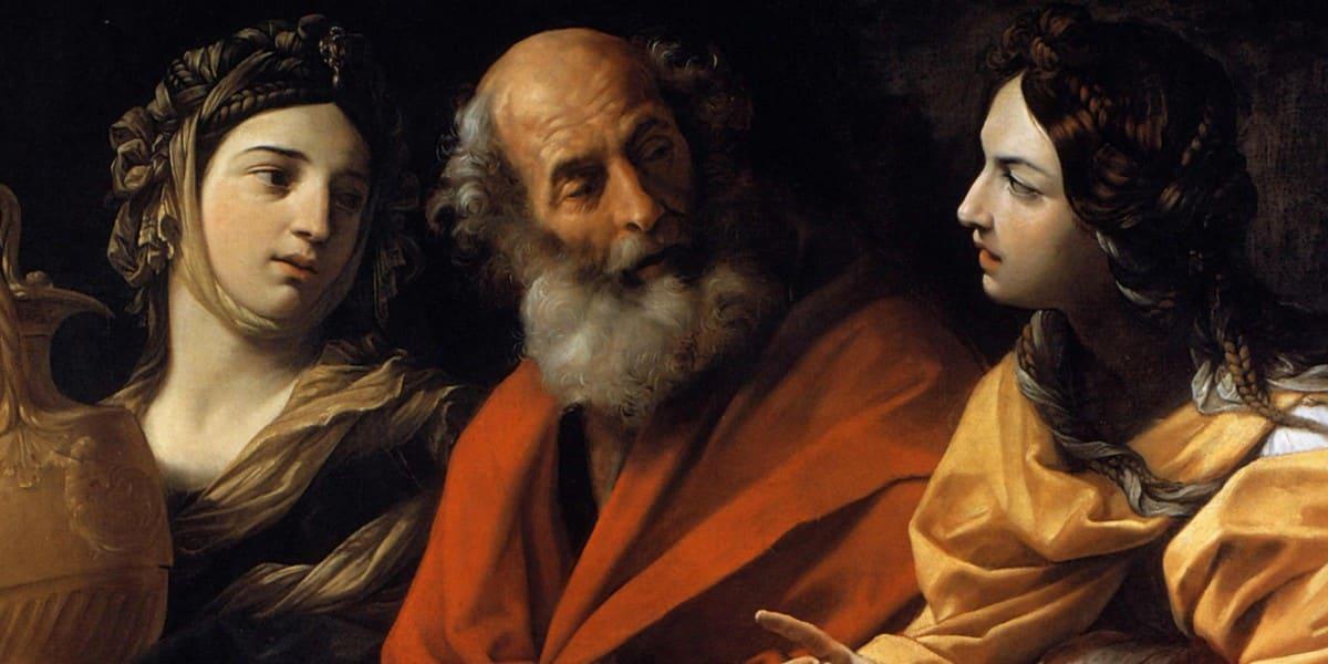 Лот и его дочери - толкование истории из Библии