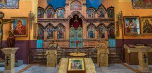 Алтарь в православной и католической церкви и его назначение