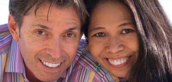 Первая свадьба на сайте знакомств: история любви Пола и Аиды