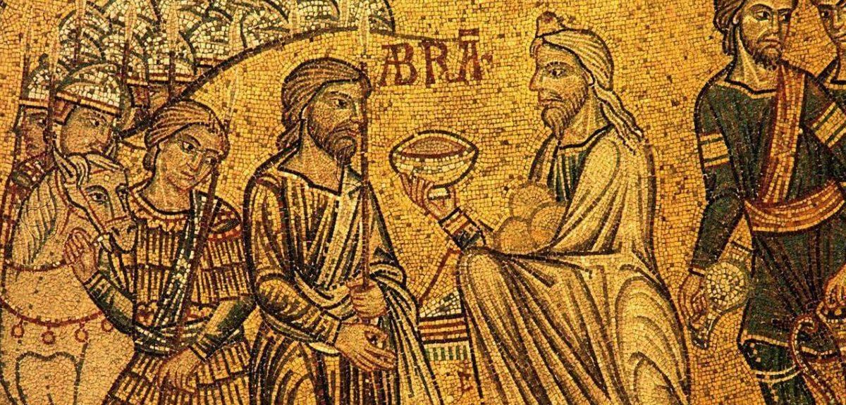 Кем был мелхиседек, царь Салима, в Библии?