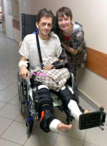 После тяжелой аварии: просьба молиться за Сашу Мыльникова (обновлено 21 февраля, 10:10)