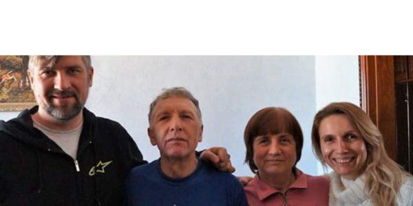 В пансионате для пожилых людей под Киевом крестились 8 бабушек!
