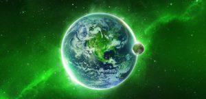 Библия круглая Земля