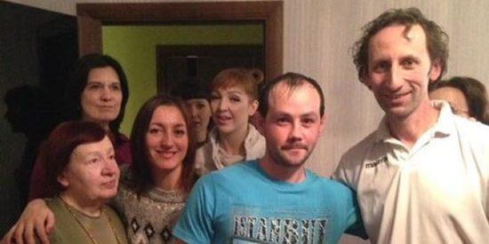 Крещение в Минске: спорт объединяет и ведёт к спасению