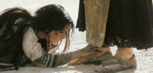 Стал ли Иисус нечистым, когда до Него дотронулась женщина?