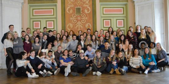 Христианская конференция студентов в Эстонии