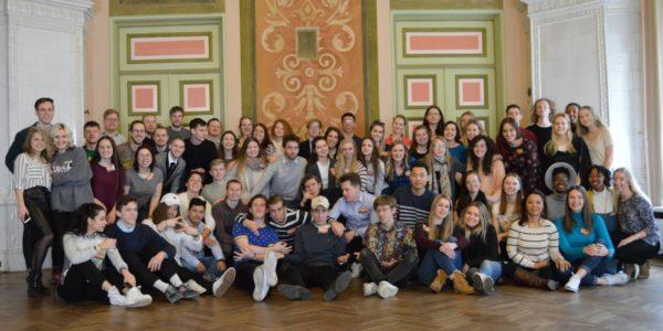 В таллинской церкви крестилась блокадница Ленинграда