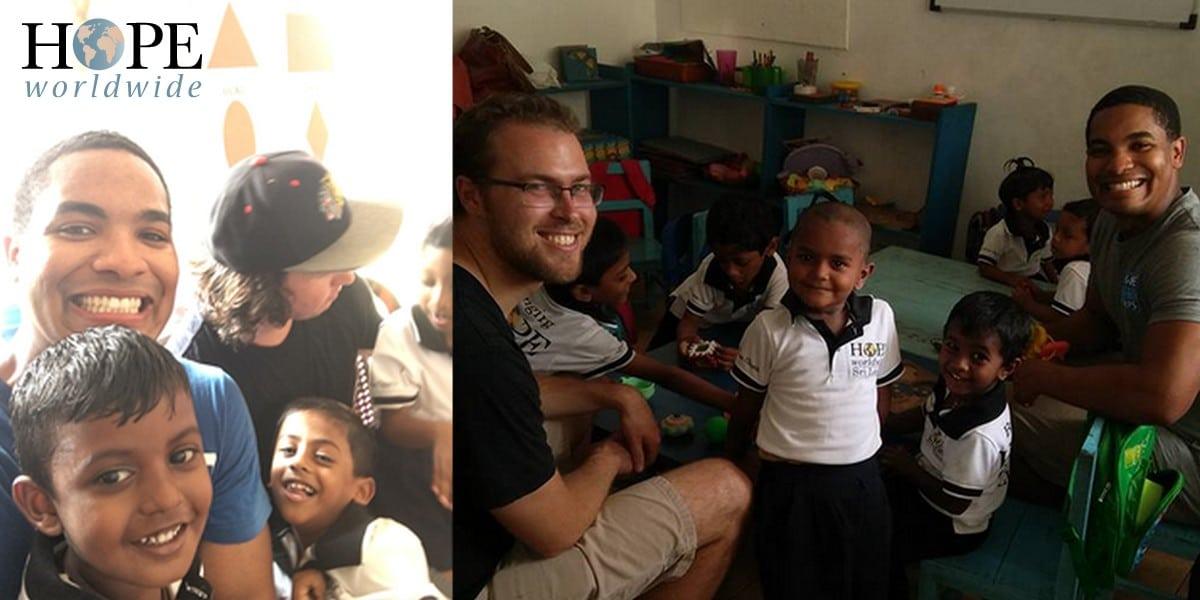 Служение в лагере «Hope Worldwide» изменило мою душу