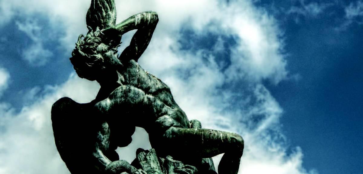 Беззаконник в Библии - это сатана и дьявол?