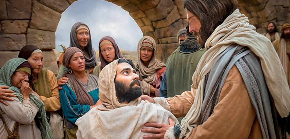 Правда, что историк видел, как Иисус Христос совершил чудо?
