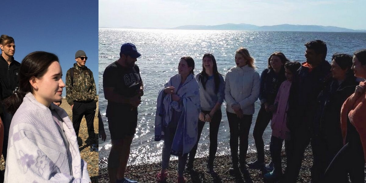 Крещение во Владивостоке: Бог дает силы тем, кто обращается к Нему