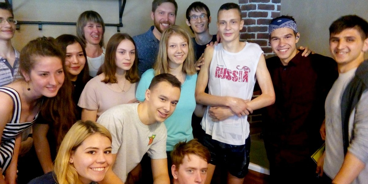 """Крещение в Новосибирске: """"Мне было с чем сравнить христианскую жизнь..."""""""