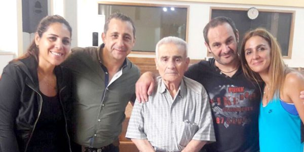 Крещение в Иордании - он стал последним из 7 детей