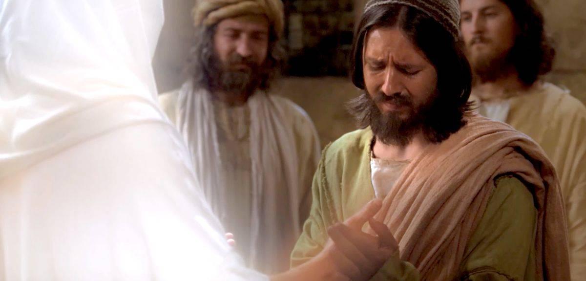 Господь мой и Бог мой: Фома не говорил этих слов в Библии?