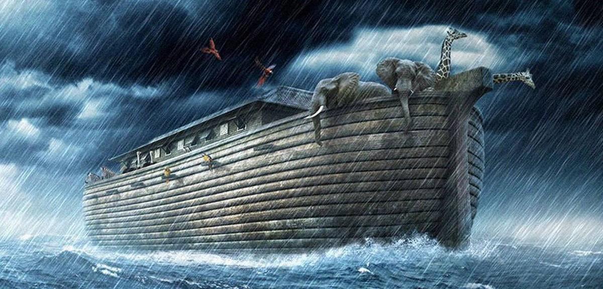 Всемирный библейский потоп был локальным в Месопотамии?