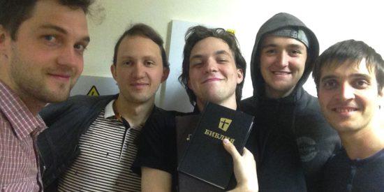 Крещение в Ярославле: «Бог помог начать с начала»