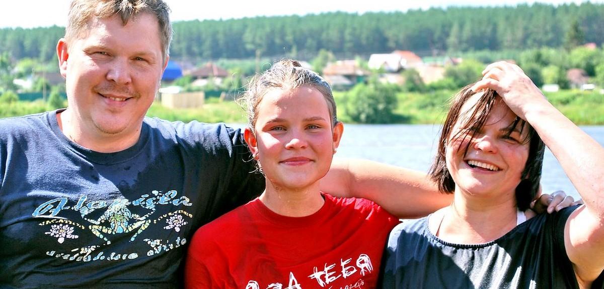 """Крещение в Екатеринбурге: """"Ибо обещано это вам и детям вашим"""""""