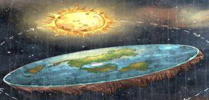 Опровержение теории плоской Земли и Библия