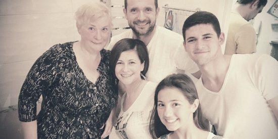 Христианское собрание помогло маме креститься в Санкт-Петербурге
