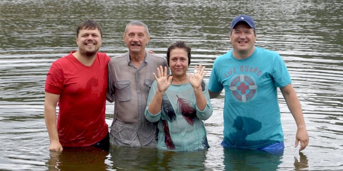 20 лет я мечтал о крещении моих родителей